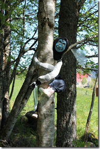 Troll i trærne!